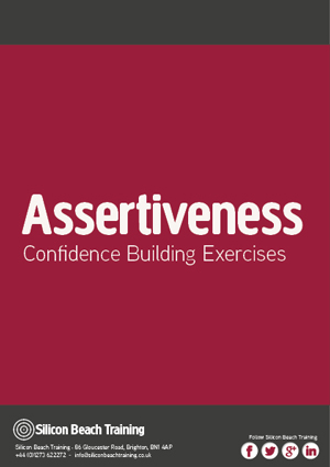 Assertiveness: Confidence Building Exercises